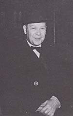 Photograph of conductor Wilfrid Pelletier, circa 1934