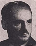Photograph of Lucio Agostini, circa 1940