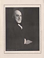 Photograph of Leopold Auer, Kathleen Parlow's teacher and mentor
