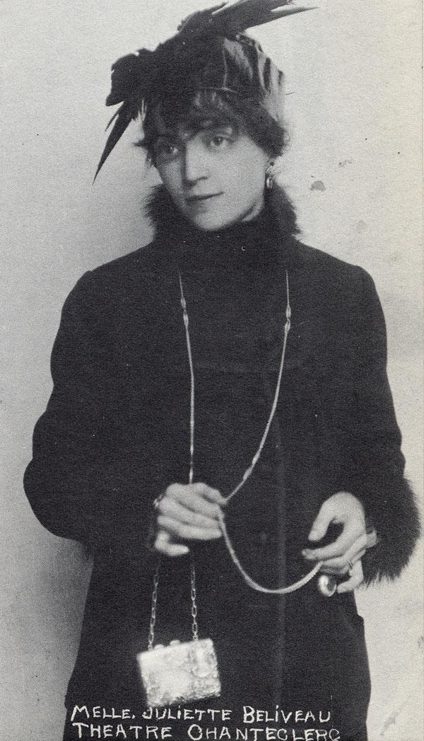 Juliette Beliveau Net Worth