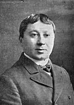 Photograph of Auguste Aramini