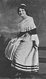 Photograph of Blanche Gonthier
