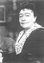 Photograph of Emma Albani in her later years
