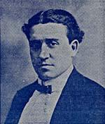 Portrait of Alexandre Desmarteaux
