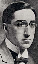 Photo of Joseph Fournier de Belleval reproduced from the publication La Lyre