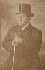 Photograph of Alexandre Desmarteaux