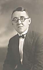 Photo d'Eugène Daignault, vers 1926
