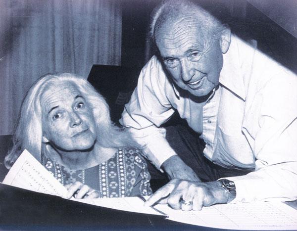 Johana Harris Pianist Teacher Composer 1912 1995 Library And