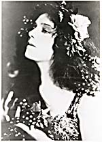Photograph of Jeanne Gordon, 1920s