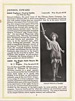 Page 7 of NEW VICTOR RECORDS catalogue supplement for February 1920
