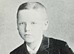 Photograph of Edward Johnson, age 12