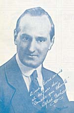 Portrait of Alfred Nohcor