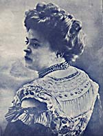 Photograph of Blanche DuBuisson