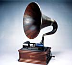 Photograph of the Edison Opera A phonograph, 1911-1913 (CSTM; 1976.0129)