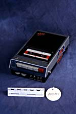 Photograph of the Sony TC-110A cassette recorder, early 1970s (CSTM; 1987.0074)