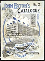 Cover image of John Eaton Catalogue No. 2, 189?-?