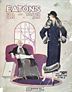 Cover image of Eaton's Fall-Winter Catalogue, 1925-1926