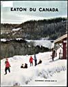 Cover of catalogue, Eaton, automne et hiver 1950-1951