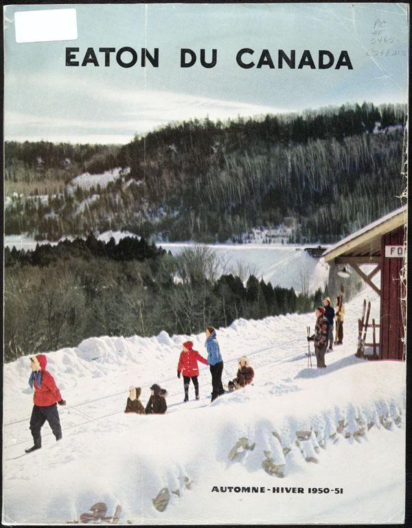 Copyright sources canadian mail order catalogues for Catalogue de jardinage par correspondance
