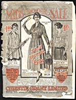 Cover of catalogue, Christie Grant Midsummer Sale 1918