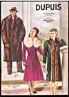 Cover of catalogue, Dupuis Frères, automne et hiver 1945-1946