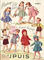 Cover image from Dupuis Frères - Printemps-été, 1948