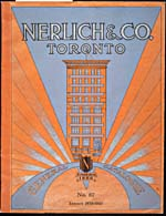 Cover image from Nerlich Fall and Holiday 1939-1940