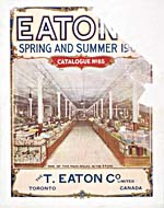 Cover image of T. Eaton Co. Catalogue [English edition] Spring–Summer, no. 85, 1908