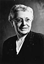 Photograph of Dr. Frances Gertrude McGill