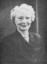 Photograph of Margaret Newton