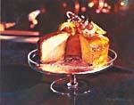 Painting, POPPYSEED CAKE: GLAZED FOR CALYPSO, by Mary Pratt