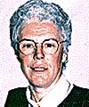 Photograph of Abby Hoffman