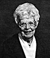 Photograph of Sheila Egoff