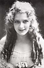 Photograph of Mary Pickford