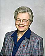 Photograph of The Hon. Ione J. Christensen