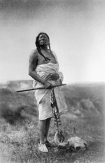 Photograph of Medicine Man