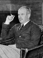 Photograph of Norman Bethune, 1928