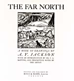 Page de titre du livre THE FAR NORTH: A BOOK OF DRAWINGS de A.Y. Jackson, 1927