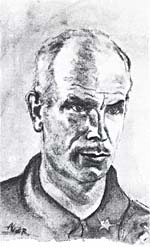 Illustration of Dr. Norman Bethune