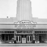 Photograph of CAPITOL Theatre, Vernon, British Columbia, Jan. 1939