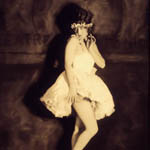 Photograph of Norma Shearer in a dance costume, date unknown