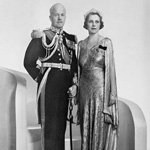 Photograph of Governor General and Lady Bessborough, Ottawa, 1933