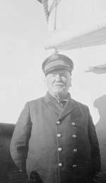 Photographie : Le capitaine Joseph-Elzéar Bernier