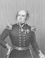 Portrait : Sir John Franklin