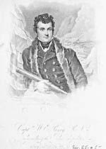 Portrait : Le capitaine W. E. Parry