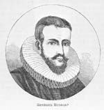 Portrait: A young Henry Hudson