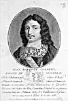 Portrait: Jean-Baptiste Colbert, Minister of the Marine