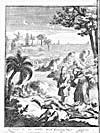 Image: The assassination of La Salle