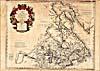 """Map: """"Carte du Canada ou de la Nouvelle France,"""" 1703, by Guillaume Delisle"""