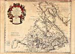 "Map: ""Carte du Canada ou de la Nouvelle France,"" 1703, by Guillaume Delisle"